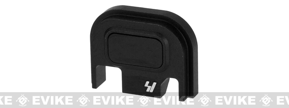 Strike Industries  V1 Slide Plate for Glock Series Handguns - Black