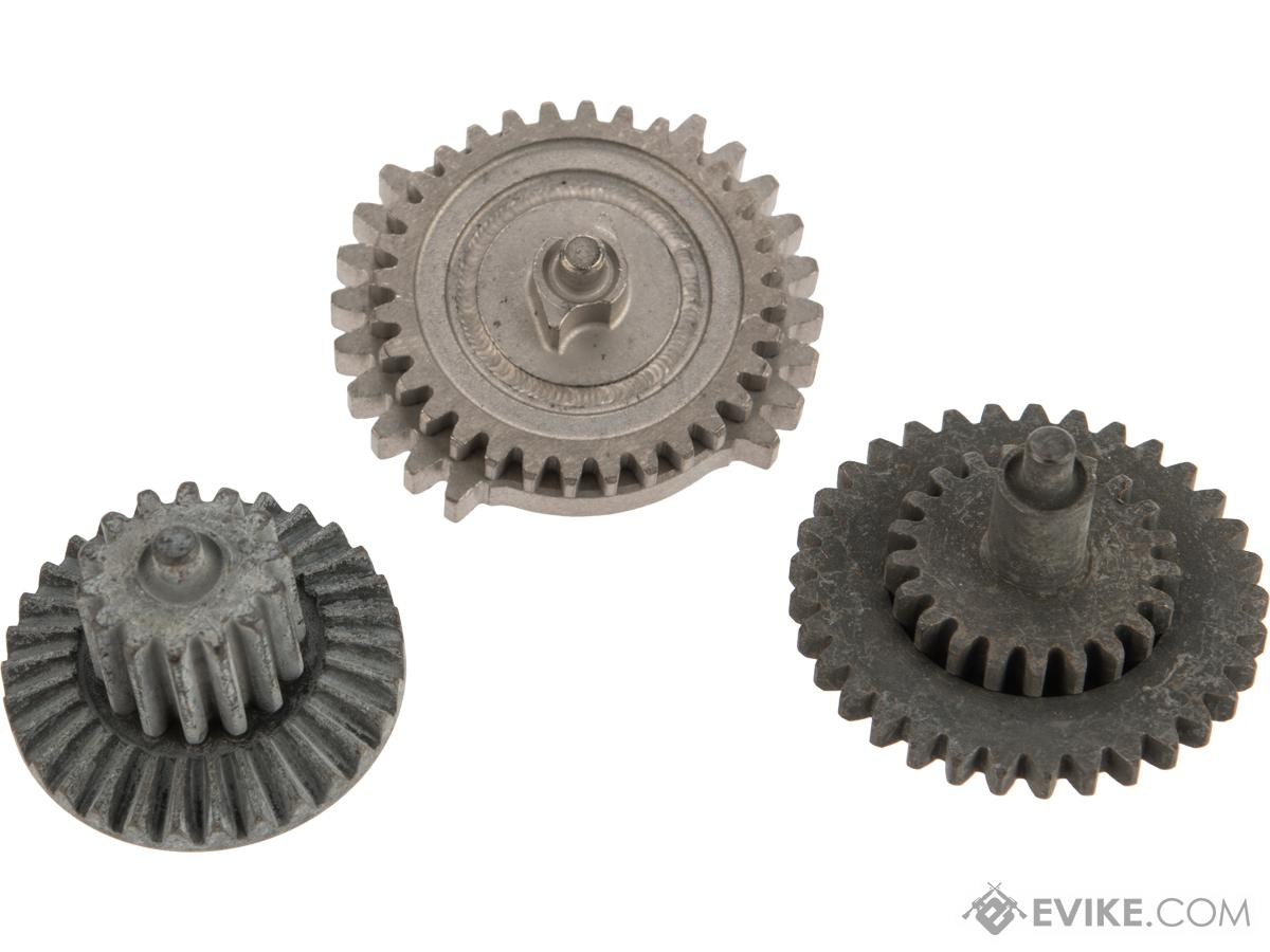 Siegetek Concepts Generation 2 Cyclone Precision Airsoft AEG Gear Set (Type: V2/V3 / 10.78:1)