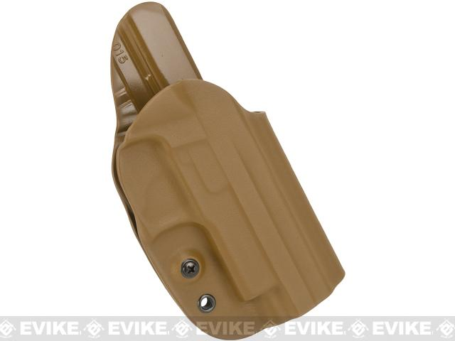 G-Code OSH-RTI Kydex Holster - Sig 226, 228, 220 (Right / Coyote Tan)