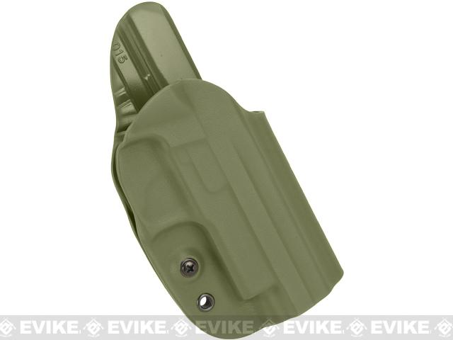 G-Code OSH-RTI Kydex Holster - Sig 226, 228, 220 (Right / OD Green)