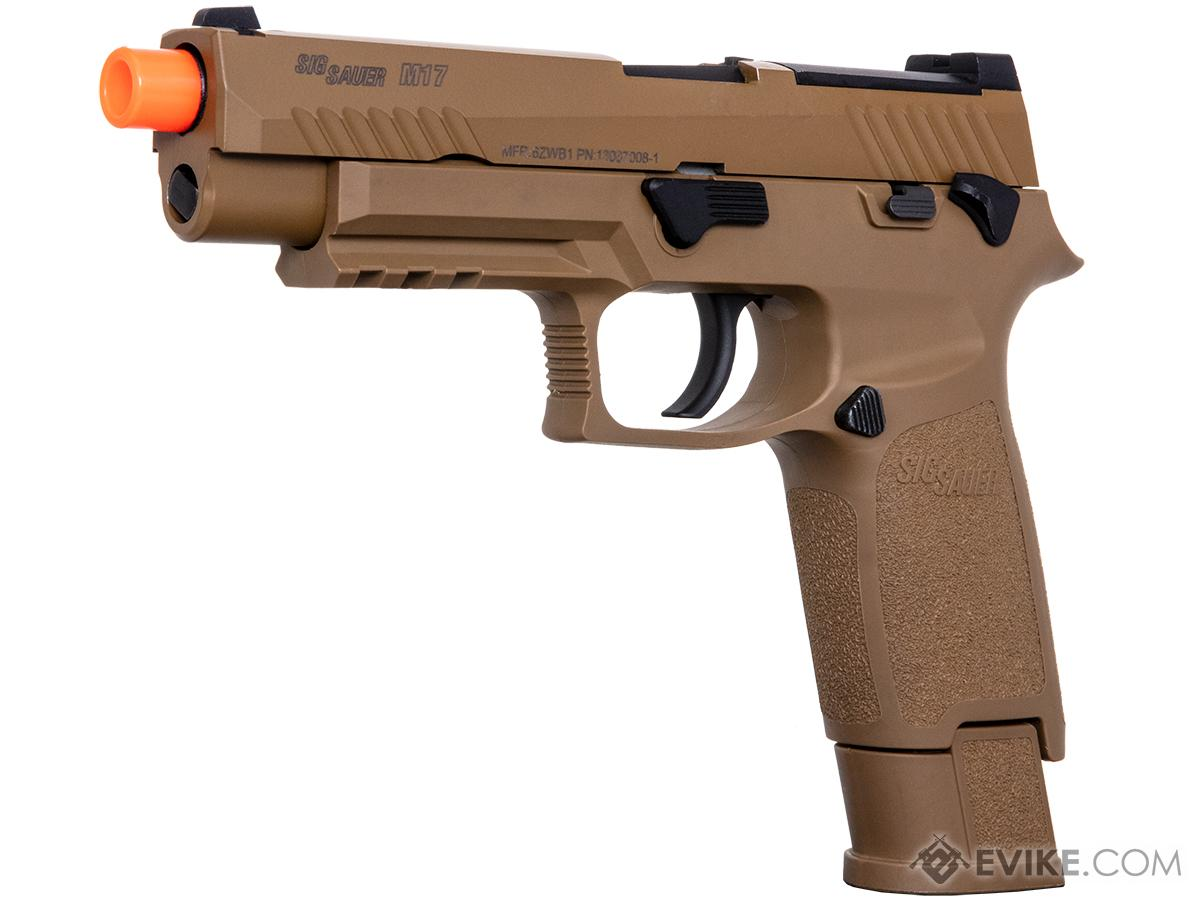 SIG Sauer ProForce P320 M17 MHS GBB Pistol (Model: CO2), Airsoft