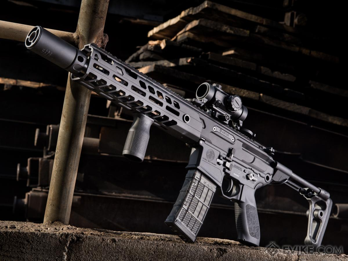 SIG SAUER ProForce MCX VIRTUS AEG (Model: 11.5 Barrel PDW / Black)