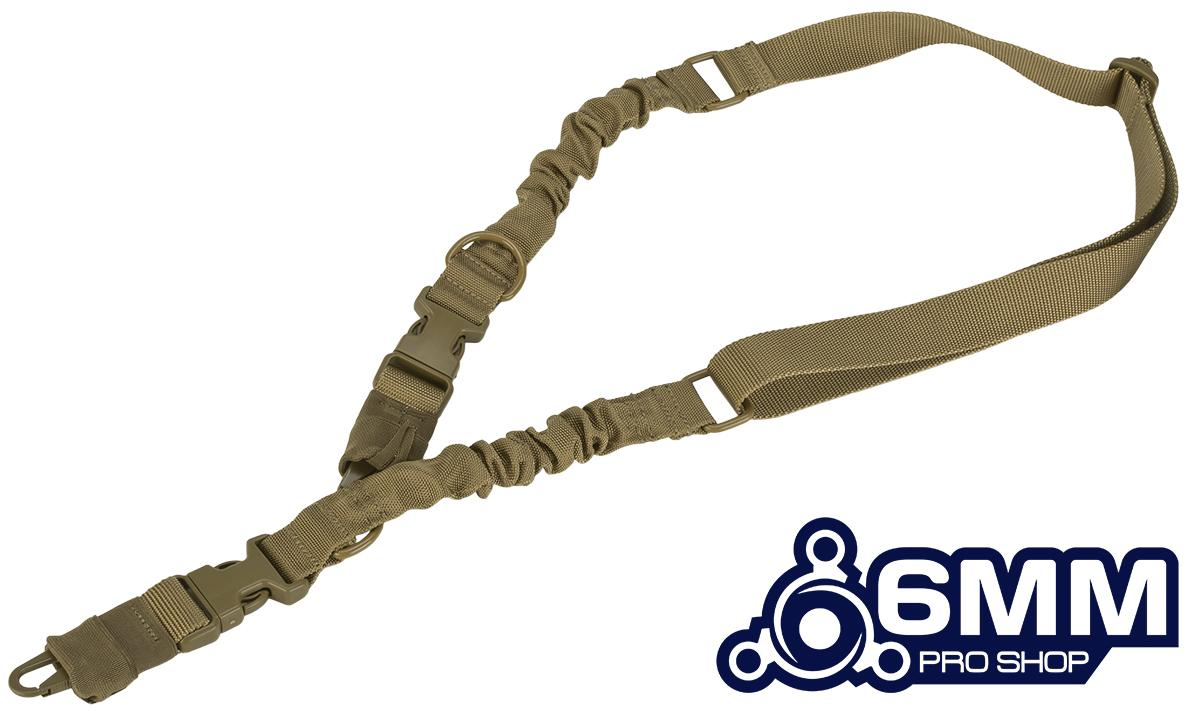 Phantom Gear Convertible 2-1 Point Tactical Sling - Tan