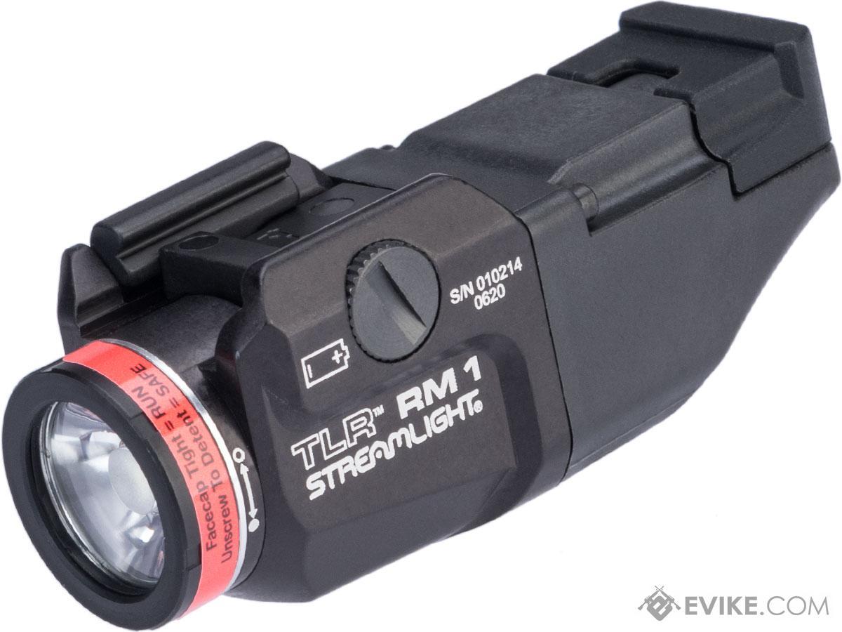 Streamlight TLR-RM-1 500 Lumen Weapon Light Long Gun Kit w/ Pressure Switch & Mounting Clips