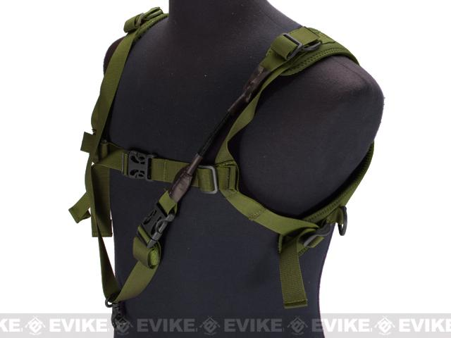 Matrix Weekend Warrior High Speed Shoulder Sling System - OD Green