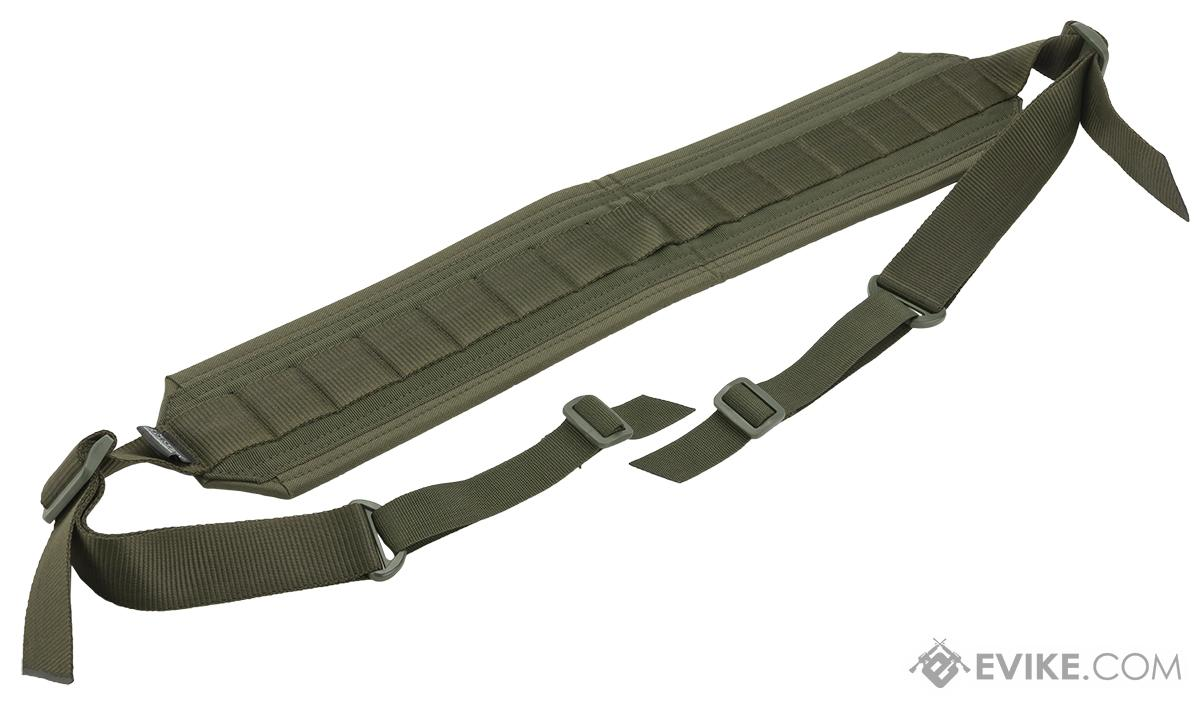Matrix Tactical Military Grade M249 SAW Machinegun Sling (Color: OD Green)