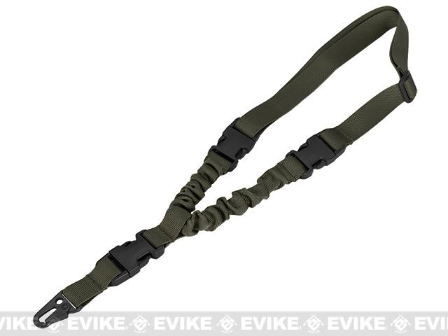Matrix QD High Speed Single Point Bungee Sling (Color: Foliage Green)
