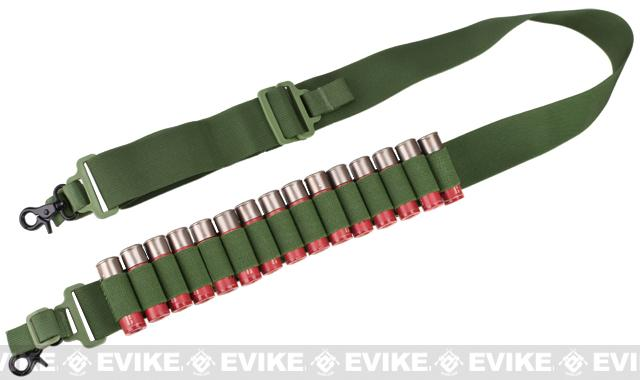 Matrix Shotgun Shell Two-Point Speed Sling - OD Green