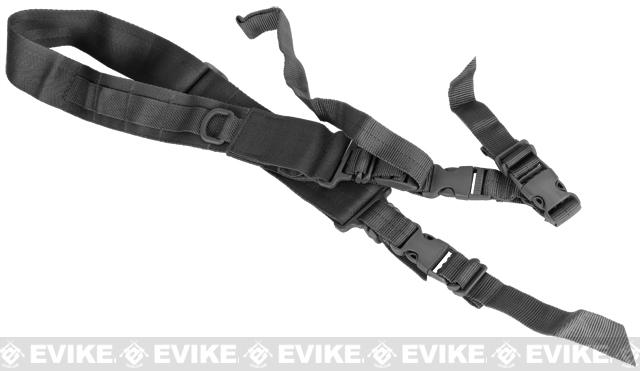 z NcSTAR 2-Point Tactical Sling - (Black)