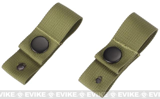 Emerson Goggle Sling (Color: OD Green / Set of 2)