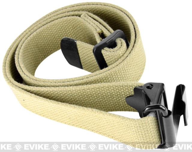 AIM Sports M1 Garand Canvas Rifle Sling