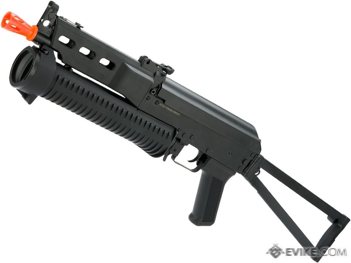 AK Bizon-2 Bison PP-19 Airsoft AEG Sportsline Rifle by Golden Eagle (Package: Gun Only)