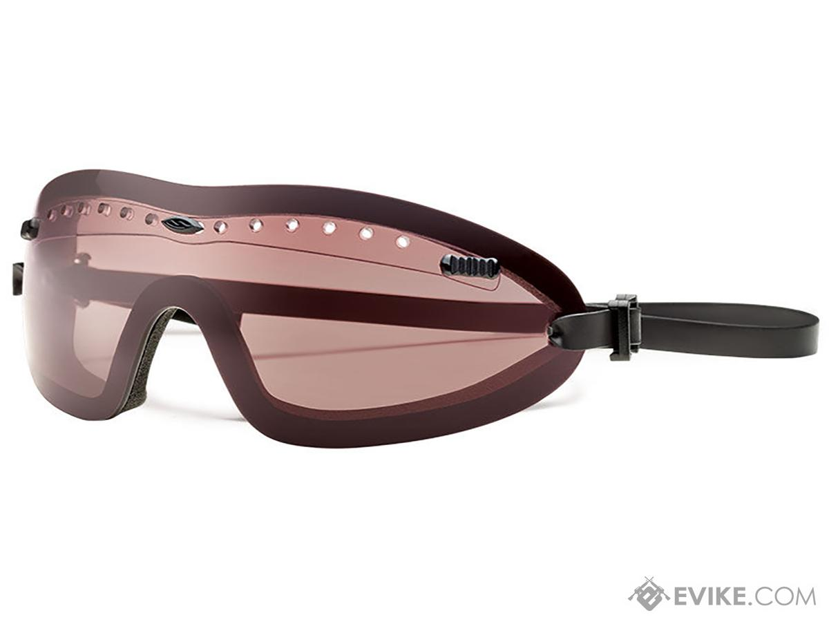 Smith Optics Boogie Regulator Goggles (Color: Ignitor / Asian Fit)