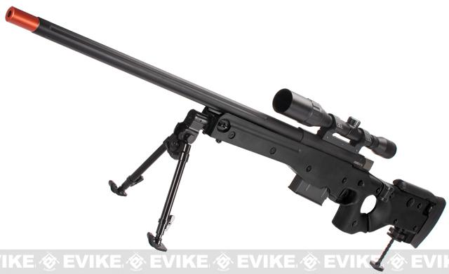 Bone Yard - ARES Accuracy International AW338 Airsoft Sniper Rifle (Store Display, Non-Working Or Refurbished Models)