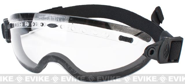 z Smith Optics Boogie Sport Asian Fit Goggles - Black / Clear