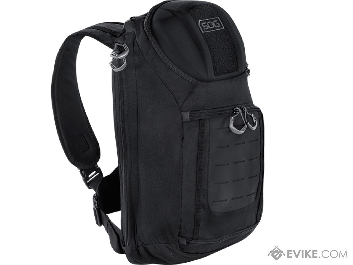 SOG Evac Sling 18 Sling Pack (Color: Black)