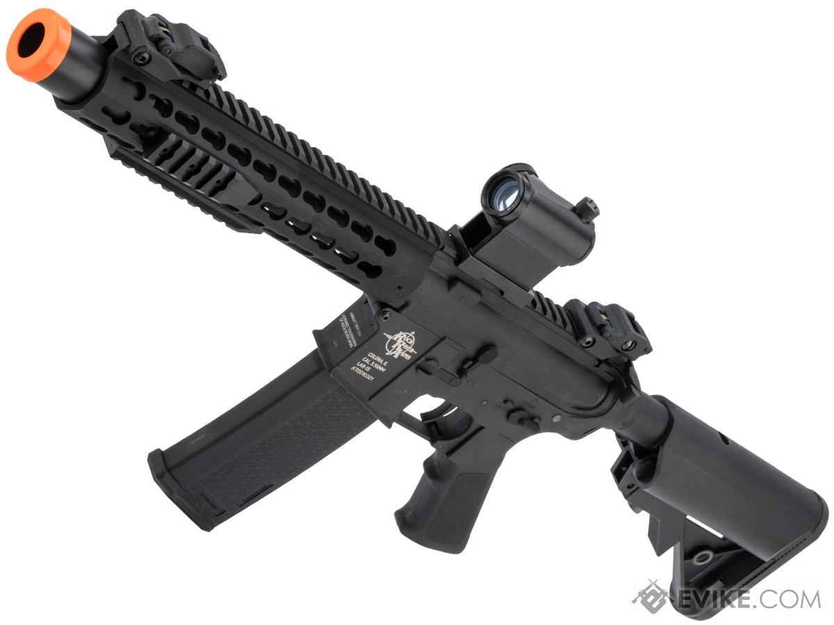 Specna Arms / Rock River Arms Licensed CORE Series M4 AEG (Model: M4 SBR Keymod / Black SA-C07)