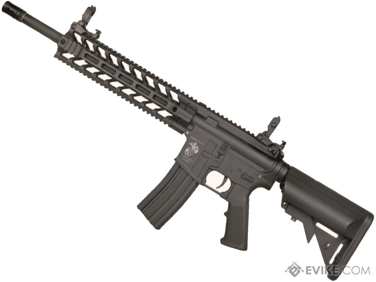 Pre-Order ETA July 2019 Go Airsoft Package Specna Arms / Rock River Arms Licensed EDGE Series M4 AEG (Model: M4 Carbine M-LOK / Black SA-E15)