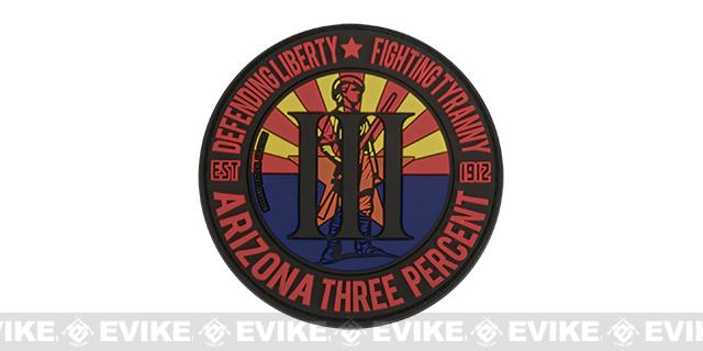 MoeGuns PVC III% Patch - Arizona