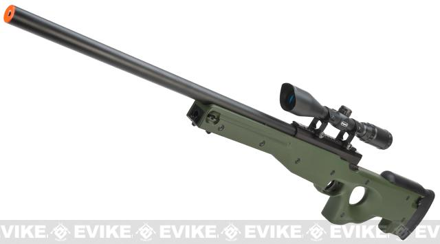 Maruzen APS Type 96 Airsoft Sniper Rifle - OD Green (Package: Rifle Only)