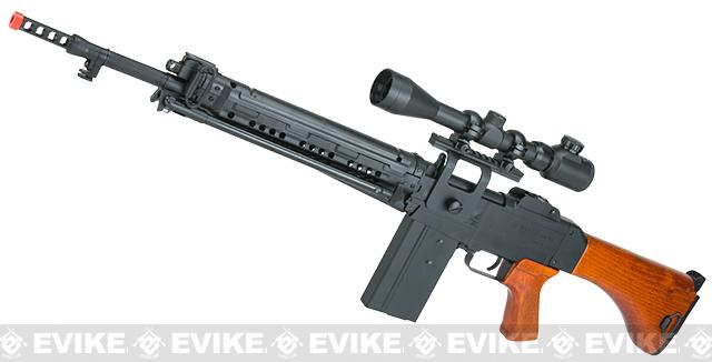 S&T Type 64 Full Metal Full Size Battle Rifle Airsoft AEG