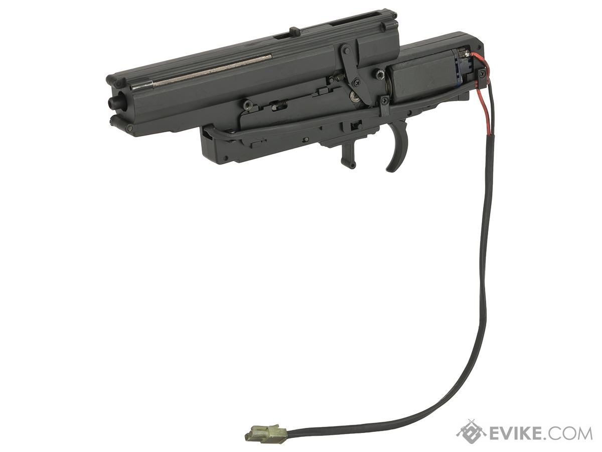 s t complete full metal lipo ready gearbox for ppsh series airsoft