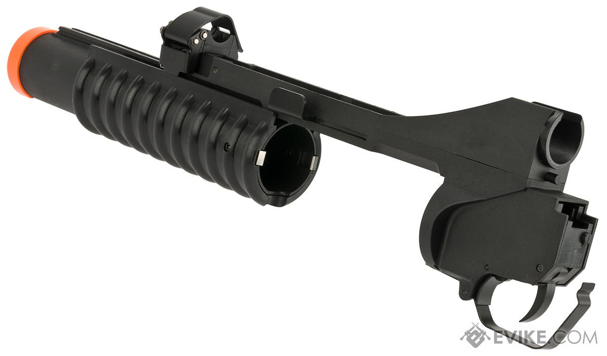 matrix 40mm m203 grenade launcher for m4 m16 series airsoft rifles