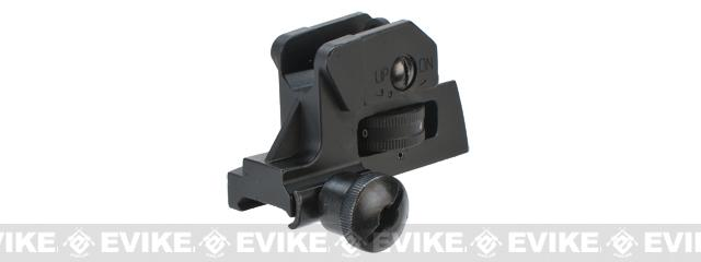 AIM Sports AR15 / M16 Detachable Rear Sight
