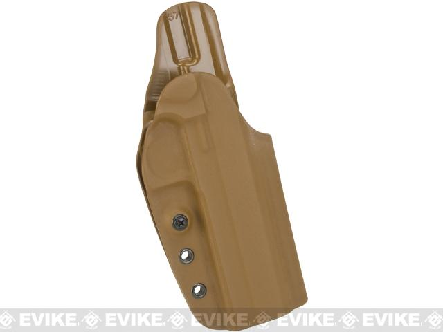 G-Code OSH-RTI Kydex Holster (Pistol: 5 STI 2011 / Tan / Right)