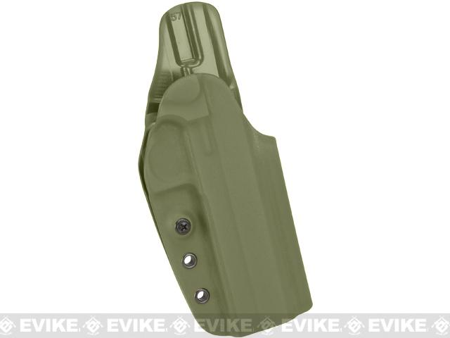 G-Code OSH-RTI Kydex Holster (Pistol: STI 2011 5 / OD Green / Right)