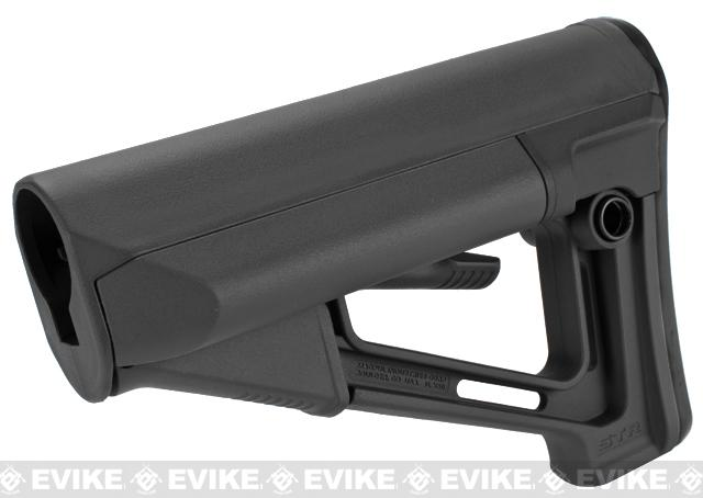 Magpul STR M4 Series Stock - Mil Spec (Color: Black)