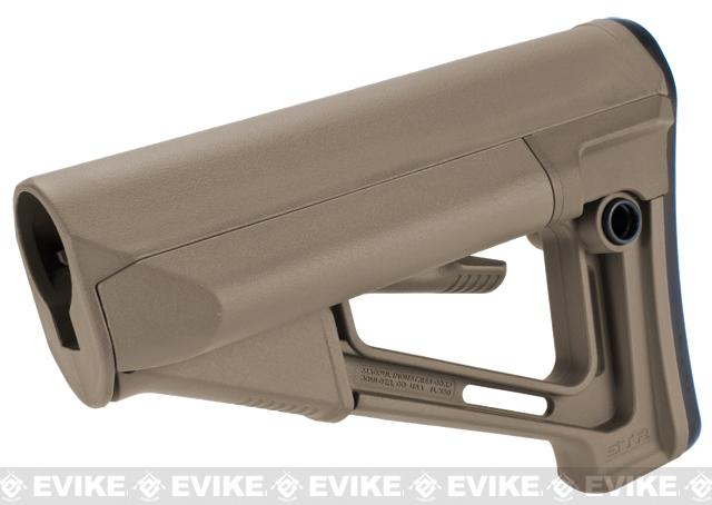 Magpul STR M4 Series Stock - Mil Spec (Color: Flat Dark Earth)