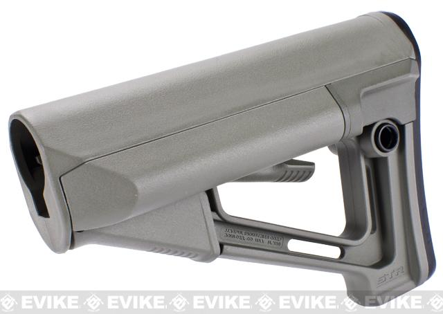 z Magpul STR M4 Series Stock - Mil Spec / Foliage Green