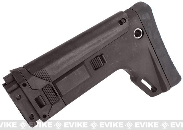 Replacement Stock Assembly for A&K ACR - Black