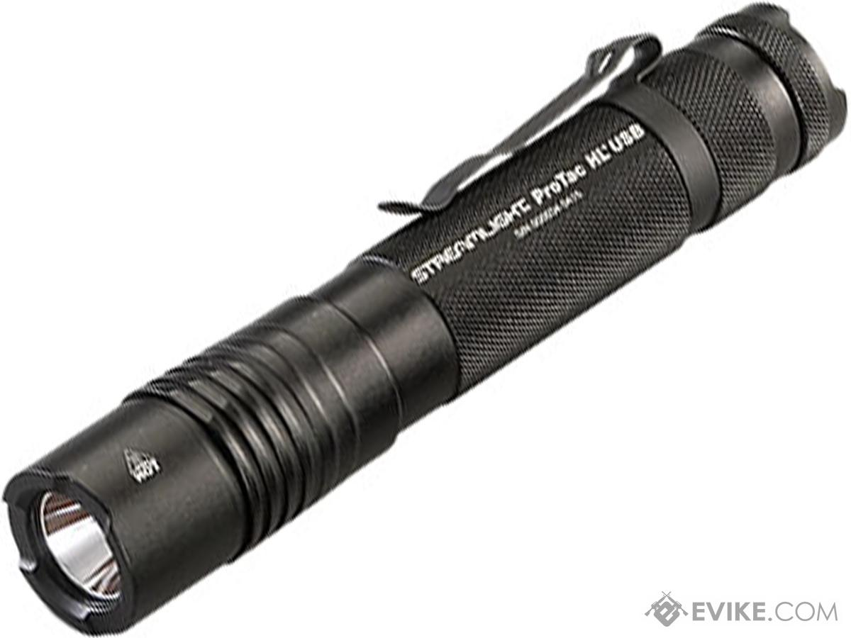 Streamlight ProTac HL USB Rechargeable Flashlight w/ Holster