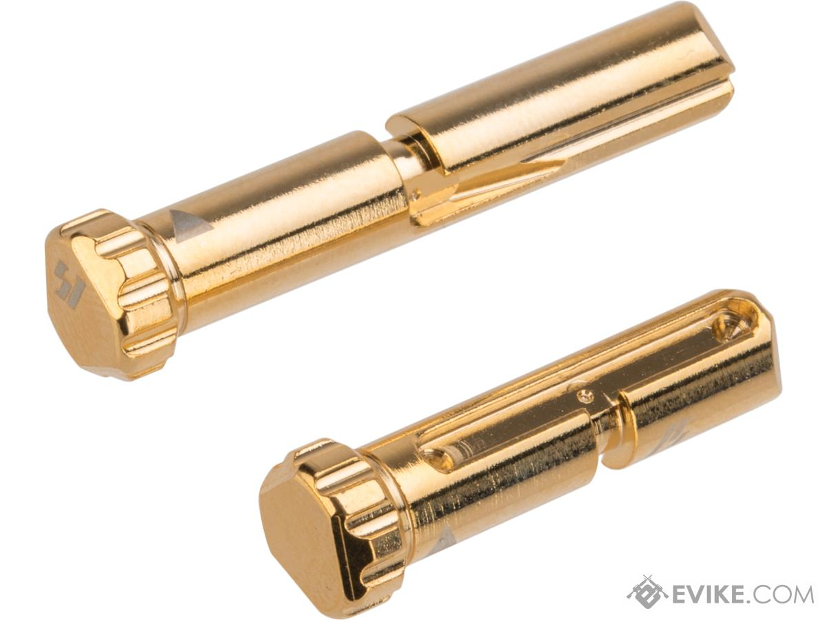 Strike Industries AR-10 Shift Pins (Color: Gold)