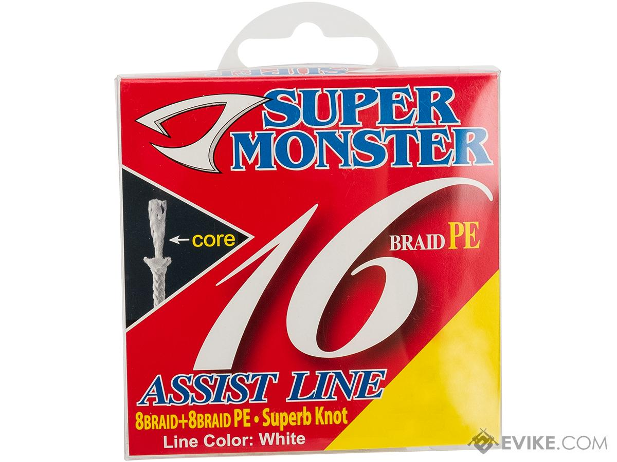 Jigging Master Super Monster Assist Line (Size: #20/200lb)