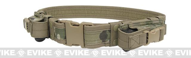 Condor Tactical Pistol Belt - Multicam