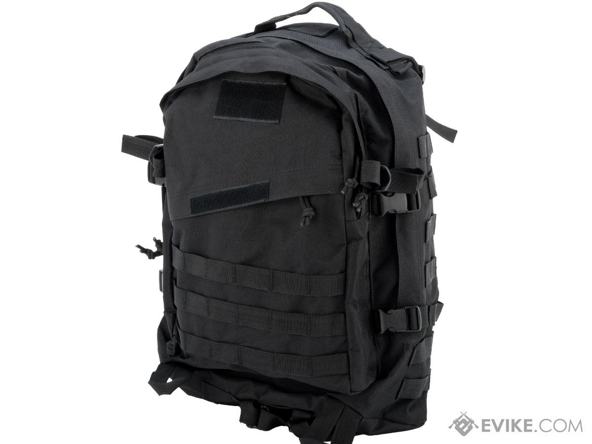 Tac Crew EDC Bugout Backpack (Color: Black)