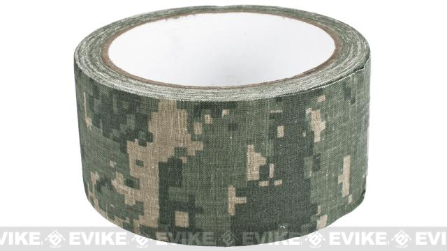 Phantom Gear 2 x 390 Camouflage Fabric Wrap / Gear Silencer - ACU Army Camo
