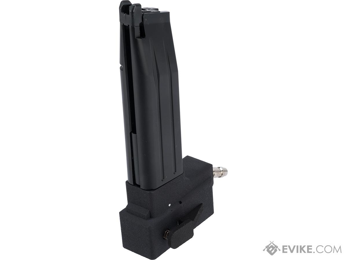 TAPP Airsoft Modular M4 Magazine Adapter for Gas Powered Airsoft Guns (Model: Tokyo Marui / WE-Tech Hi-Capa)