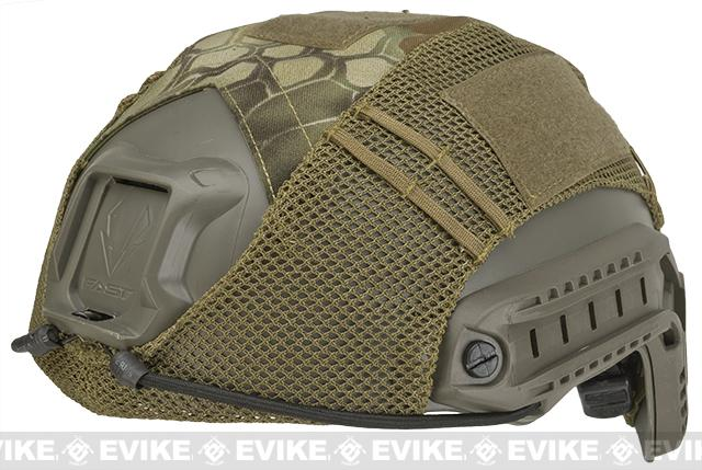 Emerson Tactical Marine Helmet Cover for Bump Type Airsoft Helmet - Arid Serpent