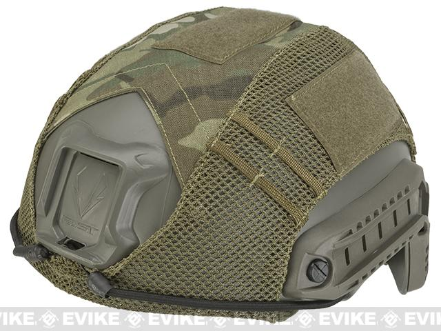 Emerson Tactical Marine Helmet Cover for Bump Type Airsoft Helmet - Multicam