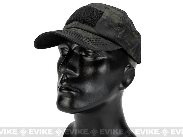Condor Crye Precision Licensed Tactical Operator Baseball Cap - Multicam Black