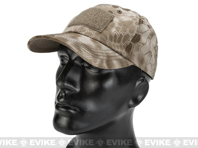 Condor Tactical Operator Baseball Cap (Color: Kryptek Nomad)