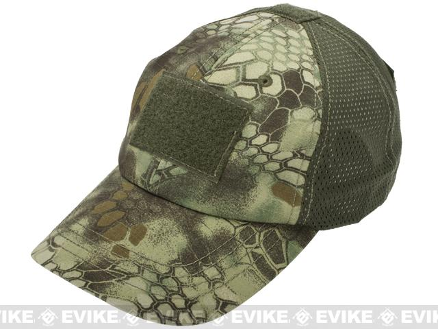 Condor TCM Tactical Mesh Cap (Color: Kryptek Mandrake)