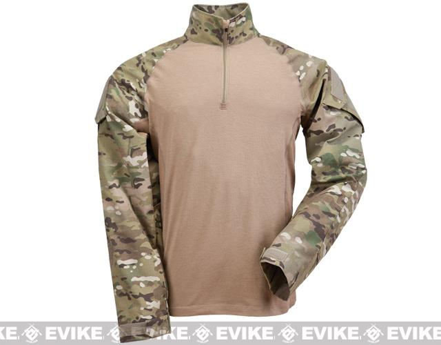 5.11 Tactical TDU Rapid Assault Shirt - Multicam (Size: XX-Large)