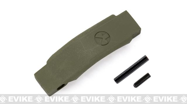 Magpul PTS MOE Trigger Guard for WA and WE M4 / M16 Series GBB Rifles (Color: OD Green)