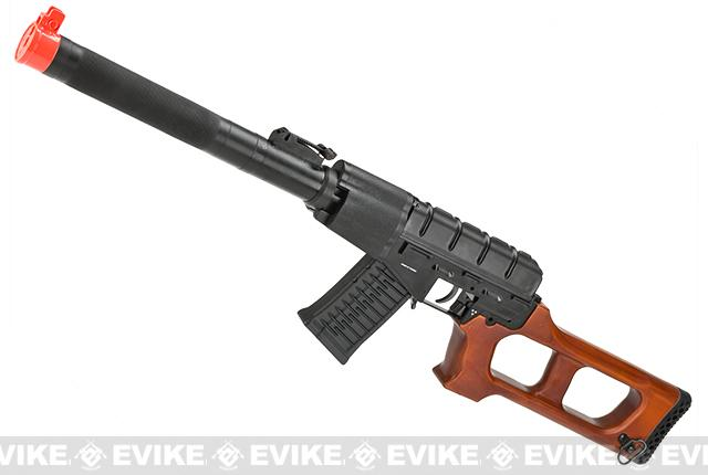 Pre-Order ETA January 2020 G&G GSS Full Metal Airsoft AEG Sniper Rifle