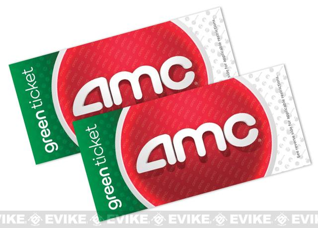 AMC Theater Green Movie Tickets (Package: 1 Ticket)
